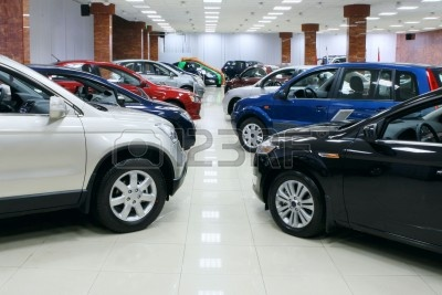 7078340-new-fuel-efficient-suv-s-on-a-car-dealers-lot-for-sale