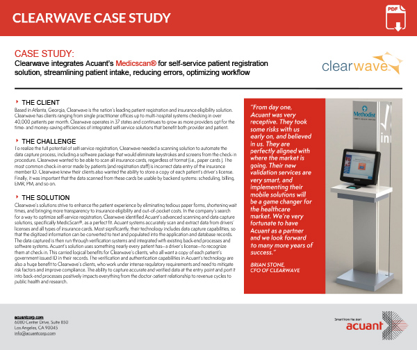 Case Studies | Acuantcorp