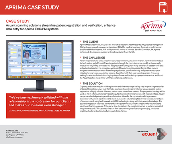 Case Studies  Acuantcorp