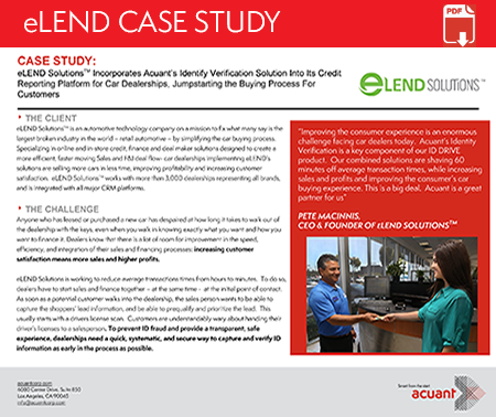 eLEND id authentication partner