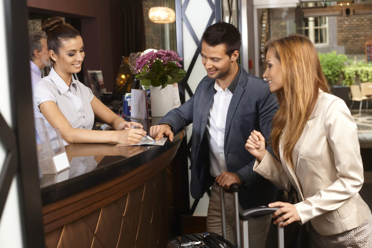 The Future is Here: Mobile Check-In & Digital Keyless Entry for Hotels are Reality