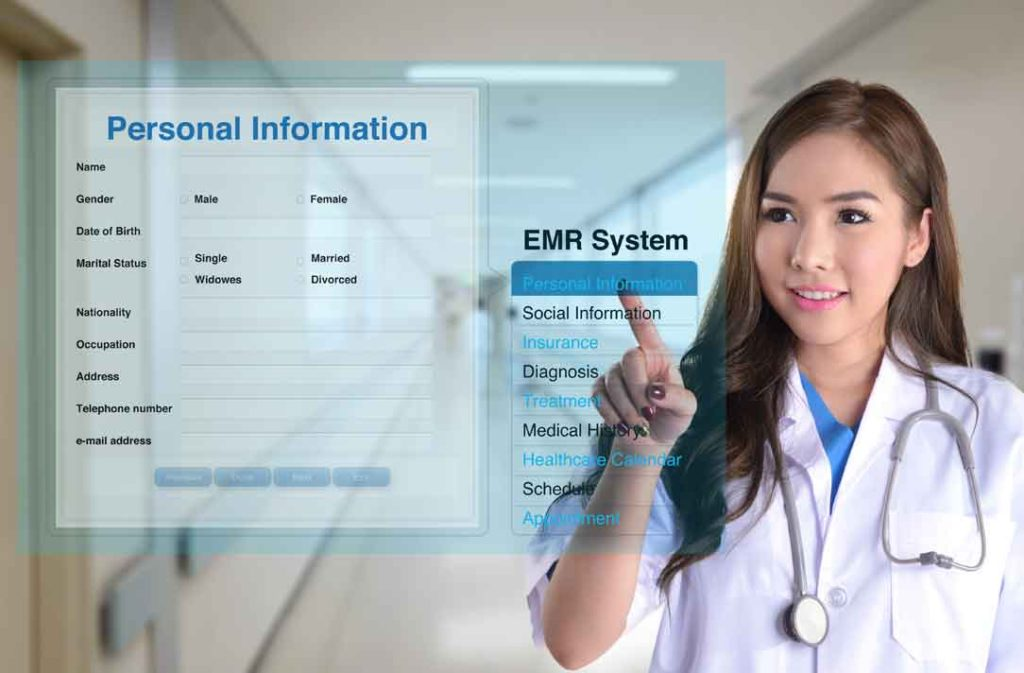 KYC EMR Identity Authentication document verification software