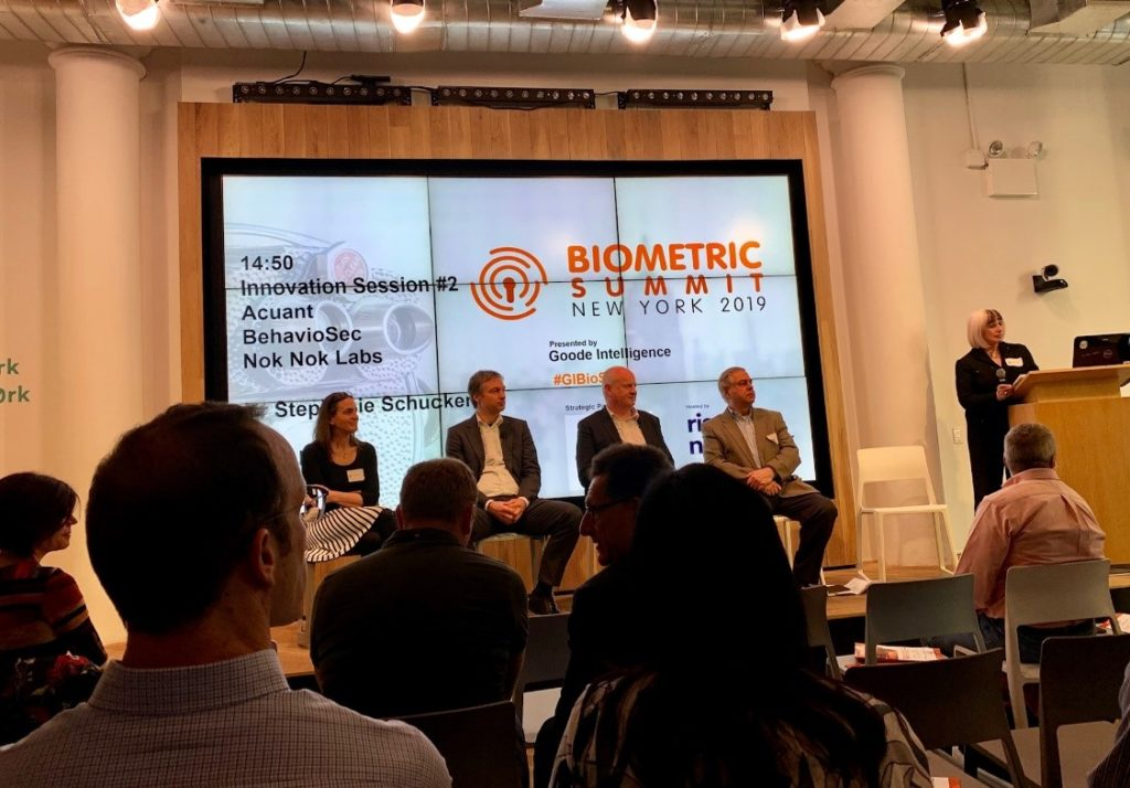 Goode Biometric Summit Panel