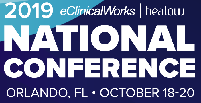 eClinicalWorks National Conference 2019