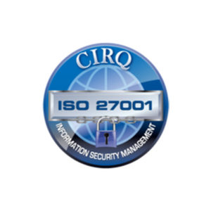 CIRQ certified / ISO 27001 - Acuant identity authentication