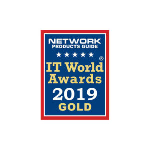 IT world awards winner 2019 - Acuant identity authentication