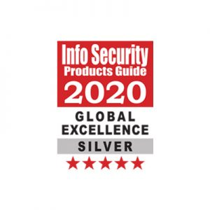Info Sec global excellence winner 2020 - Acuant identity verification