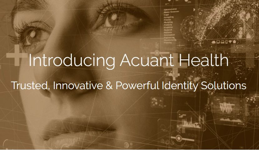 Why Digital Identity is the Linchpin for a Post-COVID World: Introducing Acuant Health