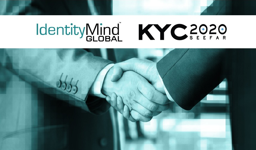 KYC2020 Joins IdentityMind Global's RegTech Partner Ecosystem to Enhance KYC and AML Global Sanctions Screening