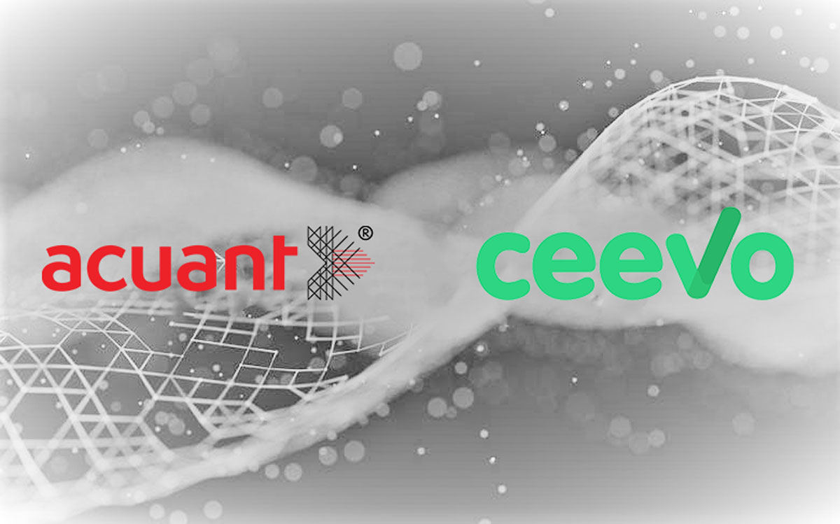 Ceevo Selects Acuant Trusted Identity Platform for ID Verification and Customer Onboarding