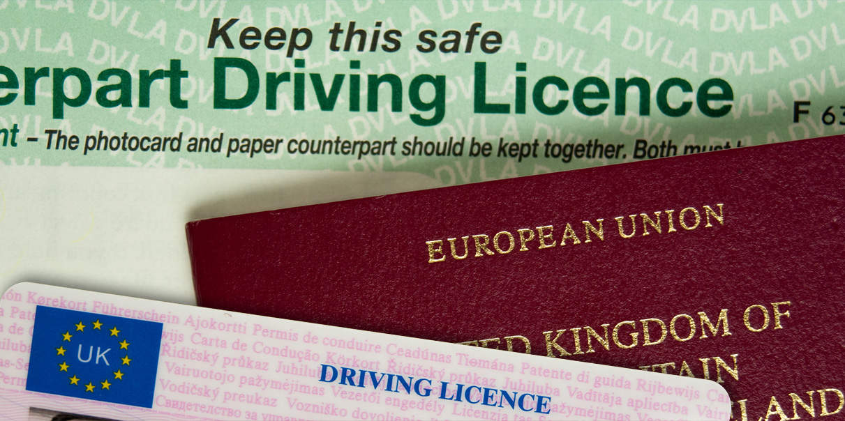 How we verify driving licences in seconds using iDocufy